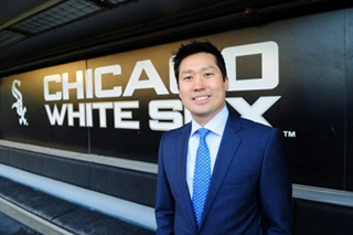 Team physician for the Chicago White Sox